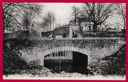 42 -    ROANNE     Les Bords Du Canal - Le Pont Pisserot - Roanne