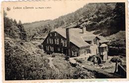 CPA - Bouillon - Corbion-sur-Semois - Le Moulin Joly - Nels - Bouillon