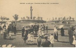 VIRTON : 22 Aout 1919 - Cimetiere De Belle Vue - Le Monument - Virton