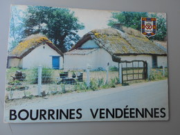 VENDEE BOURRINES VENDEENNES - Autres Communes