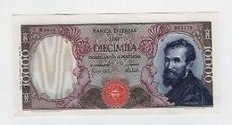 BANCA D ITALIA 10000 LIRES SUP Jamais Circule - [ 2] 1946-… : Républic