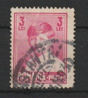 MiNr. 320 - 328  Rumänien 1928, 16. März/1929, Mai. Freimarken: König Michael I. - Gebraucht
