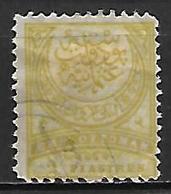 TURQUIE    -  1888.   Y&T N° 76 Oblitéré - Used Stamps