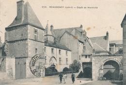 CPA - France - (45) Loiret - Beaugency - Dépôt De Mendicité - Beaugency