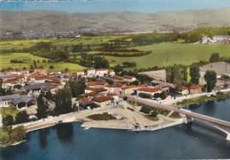 SAINT ROMAIN DES ÎLES - SAÔNE & LOIRE - (71) -  CPSM DENTELÉE DE 1971 - BEL AFFRANCHISSEMENT POSTAL. - Other Municipalities