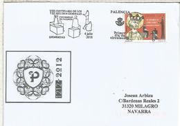PALENCIA CC CON MAT PRIMER DIA VIII CENTENARIO UNIVERSIDAD DE PALENCIA - 1931-Hoy: 2ª República - ... Juan Carlos I