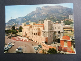 19867) MONACO PALAIS DU PRINCE NON VIAGGIATA - Palazzo Dei Principi