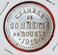 ALGERIE. 5 CENTIMES 1915 BOUGIE. TRES BEL ETAT. ALUMINIUM. FRENCH COLONIES. ALGERIA. - Colonies