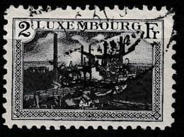 Luxembourg 1922 Dienstmarke Mi.122 - Postage Due