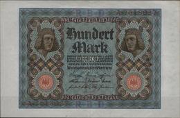 B1 - ALLEMAGNE - PICK 69 - 100 MARK - 01/11/1920 - TRES BEAU - [ 3] 1918-1933 : République De Weimar