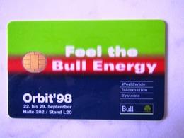 SWISS  TEST  BULL   ORBIT  98 - Suisse