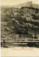 5828 - Doubs - BESANCON :  Instantané Pris Le 20 Mars 1905  AU MOMENT DE L'EXPLOSION SOUS LES MURS DE LA CITADELLE  T.RA - Besancon