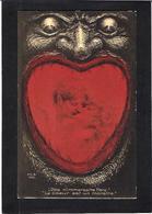 CPA Diable Devil Krampus Non Circulé - Fairy Tales, Popular Stories & Legends
