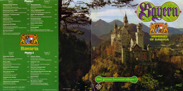 Superlimited Edition CD MEMORIES OF BAVARIA - Country & Folk