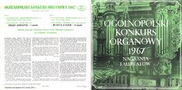 Superlimited Edition CD Ogolnopolski Konkurs Organowy - Instrumental