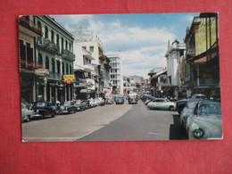 Central Avenue Classic Autos Has Stamp & Cancel   Panama   Ref 3145 - Panama