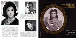 Superlimited Edition CD  Jean Bobescu. VERDI. TRAVIATA. 2 Vol. - Oper & Operette