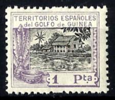 Guinea Española Nº 176 En Nuevo - Guinea Española