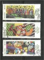 Brasil 2004 450 Anos Da Cidade De São Paulo History História City Bresil - Brazilië
