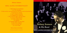 Superlimited Edition CD  Debroy Somers. ROLL ALONG COVERED WAGON. - Jazz