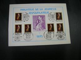 """BELG.1975 1779 FDC Filacard :  """"Jeugdfilatelie/Philatelie De La Jeunesse"""" - Erinnerungskarten"""