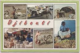CPM - DJIBOUTI - Multivues - Edition Discorama - Djibouti