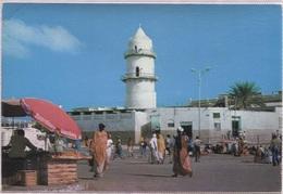 CPM - DJIBOUTI - LA GRANDE MOSQUEE - Edition A.Bourlon - Gibuti