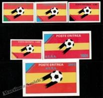 Eritrea 1982 Yvert ?, España 82 Football World Cup, Spain - Imperforated - MNH - Eritrea