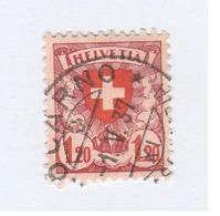 SUISSE N° 209 Ob Cote 8 Euros - Schweiz
