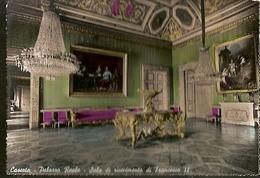 Italy &  Circulated,  Palazzo Reale, Sala Ricevimento Di Francesco II, Castel Di Sangro 1957 (5577) - Monuments