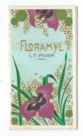 PETIT CALENDRIER 1978 FLORAMYE  L.T PIVER  Jean Loiseau (Coiffeur ) DONZY Nievre - Calendriers