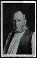 Ref 1266 - Early Postcard - Rt. Reverend Watkin Williams - Bishop Of Bangor Caernarvonshire Wales - Famous People