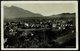 Ref 1266 - Early Real Photo Postcard - Buch Switzerland - SH Schaffhausen