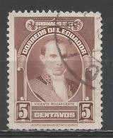 Ecuador 1947. Scott #475 (U) President, Vicente Rocafuerte * - Equateur