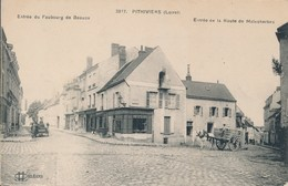 CPA - France - (45) Loiret - Phitiviers - Entrée Du Faubourg De Beauce - Pithiviers