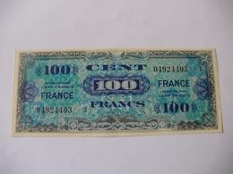 100 F FRANCE TYPE 1945 SERIE 2 - Trésor