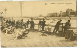 Ostende; L'Estacade Et Le Vieux Phare - Non Voyagé. (Thill - Bruxelles) - Oostende