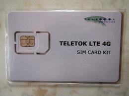 VERY   RARE  SIM   GSM  NUMBER 1  TOKELAU  TOP   MINT - Télécartes