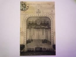 2019  (203)  CONDOM  (Gers)  :  Intérieur Du Nouveau  THEÂTRE  -  La Scène   1907   - Condom