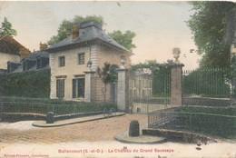 CPA - France - (91) Essonne - Ballancourt - Le Château Du Grand Saussaye - Ballancourt Sur Essonne