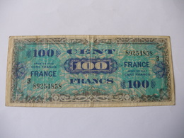 100 F FRANCE TYPE 1945 SERIE 3 - Trésor