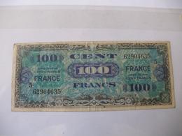 100 F FRANCE TYPE 1945 SERIE 5 - Trésor
