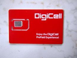VERY    RARE   SIM  GSM   DIGICEL   BELIZE     TOP   MINT - Belize