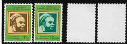 CABO VERDE 1983  SIMPÓSIO    SYMPOSIUM     AMILCAR CABRAL - Kap Verde