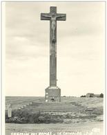 Cpa 02 Cerny Chemin Des Dames , Le Calvaire , Ww1 , Voyagée 1960 - Otros Municipios