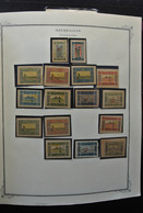 Aserbaidschan (Azerbaydjan): 1919-2009: Very Well Filled, Mostly MNH Collection Azerbaijan 1919-2009 - Aserbaidschan