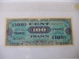 100 F FRANCE TYPE 1945 SERIE 8 - Trésor