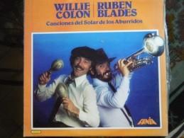 Willie Colon / Ruben Blades - Canciones Del Solar De Los Aburridos - World Music