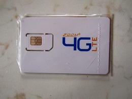 SIM   GSM  4G   GUYANA  TOP   MINT - Guyane