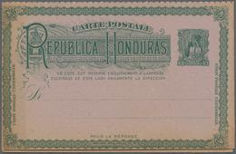 Honduras - Ganzsachen: 1880/1995 Accumulation Of Ca. 1114 AEROGRAMMES Incl. Some Older Unused Postal - Honduras
